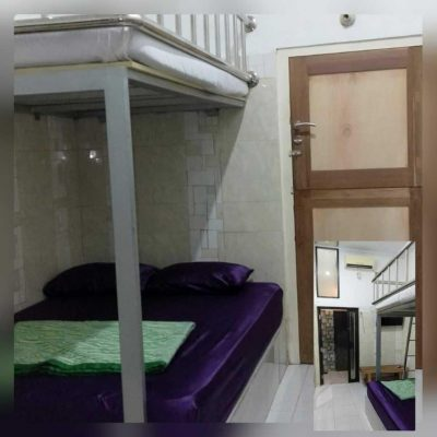 Backpackers Guesthouse at 105 Homestay Malioboro Jogja