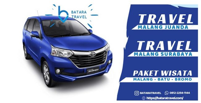 Travel Surabaya Malang - Batara Travel